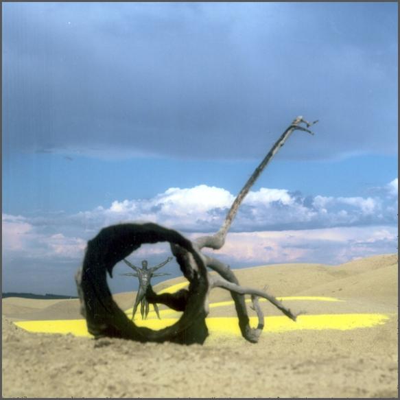 Jean Paul Bourdier - Painted bodies landspace photography - Chicquero Arts - 15