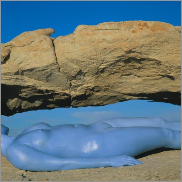 Jean Paul Bourdier - Painted bodies landspace photography - Chicquero Arts - 22