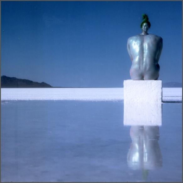 Jean Paul Bourdier - Painted bodies landspace photography - Chicquero Arts - 28