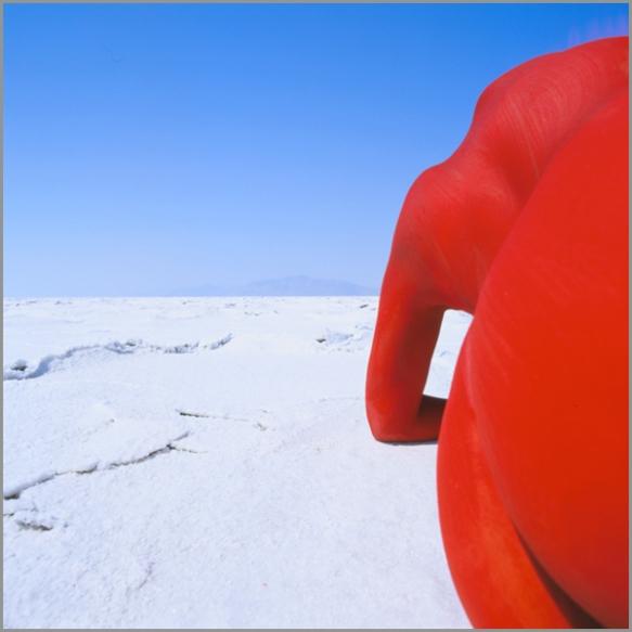 Jean Paul Bourdier - Painted bodies landspace photography - Chicquero Arts - 3