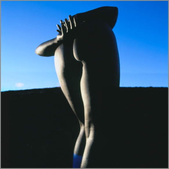 Jean Paul Bourdier - Painted bodies landspace photography - Chicquero Arts - 39
