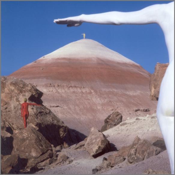 Jean Paul Bourdier - Painted bodies landspace photography - Chicquero Arts - 61