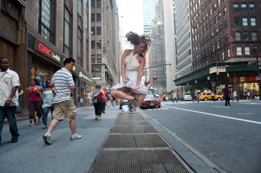 Dancers-Among-Us- chicquero photography - dance as-Marilyn-Monroe-Jennifer-Jones