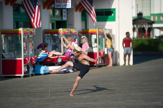 Dancers-Among-Us- chicquero photography - dance at-Playland-Eric-Bourne