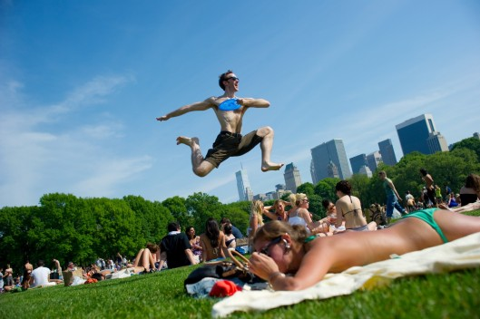 Dancers-Among-Us- chicquero photography - dance in-Central-Park-John-Heginbotham
