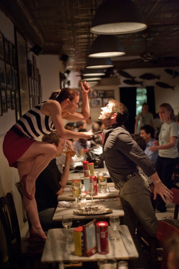 Dancers-Among-Us- chicquero photography - dance in-Fish-Restaraunt-Robert-Kleinendorst-Annmaria-Mazzini59