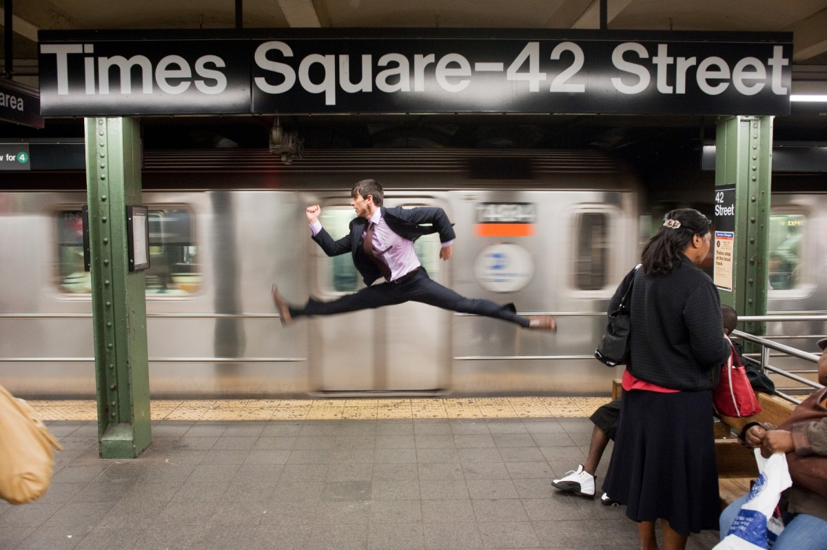 Dancers-Among-Us- chicquero photography - dance in-Times-Square-Jeffrey-Smith