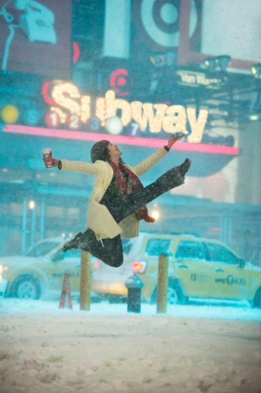 Dancers-Among-Us- chicquero photography - dance in-Times-Square-Jennifer-Jones