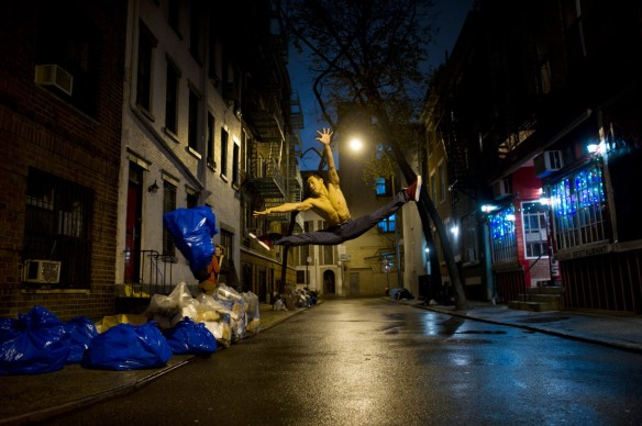 Dancers-Among-Us- chicquero photography - dance Minetta-Lane-NYC-Alex-Wong