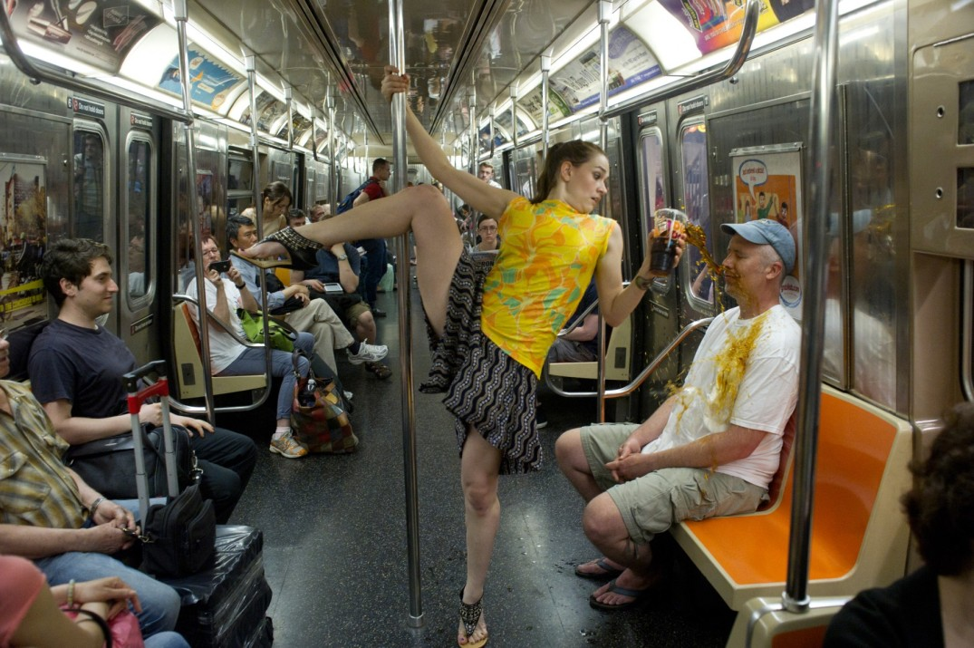 Dancers-Among-Us- chicquero photography - dance NYC-Subway-Allison-Jones