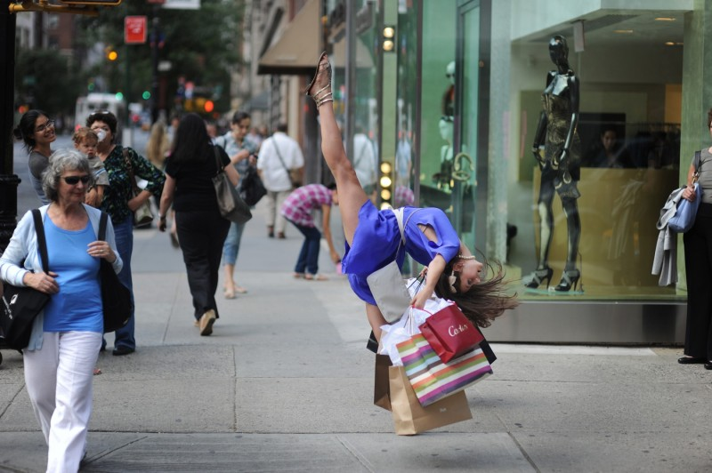 Dancers-Among-Us- chicquero photography - dance on-Madison-Avenue-Arianna-Bickle