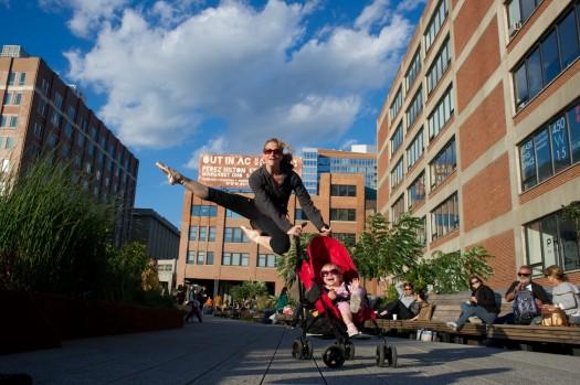 Dancers-Among-Us- chicquero photography - dance on-the-Highline-Karin-Ellis-Wentz