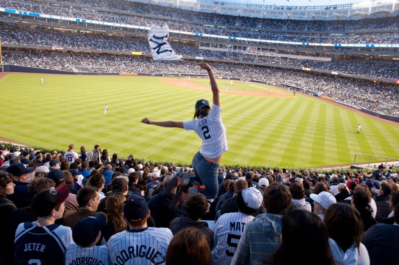 Dancers-Among-Us- chicquero photography - dance Yankee-Stadium-Parisa-Khobdeh