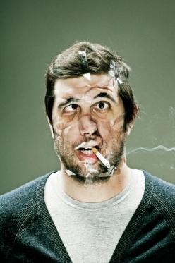 Scotch Tape Series - Wes Naman Photography - Chicquero Laugh Funny - 32