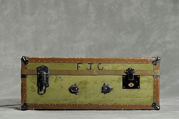 Inside the suitcases of lunatic asylum patients