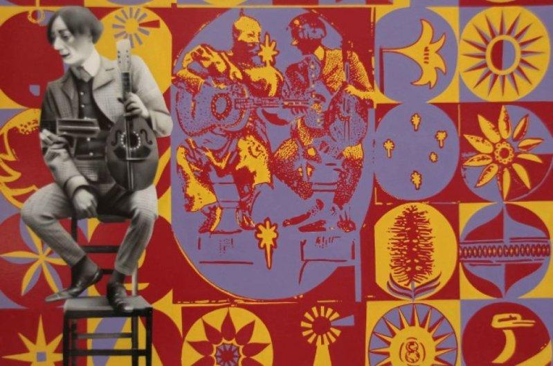 Eduardo Kobra painter - urban street art chicquero -  Mural Brazil 27