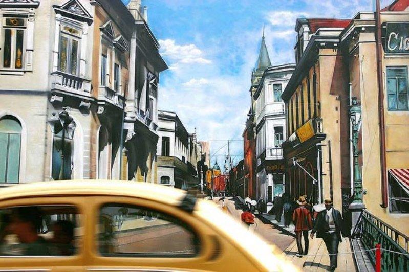 Eduardo Kobra painter - urban street art chicquero -  Mural Brazil 41