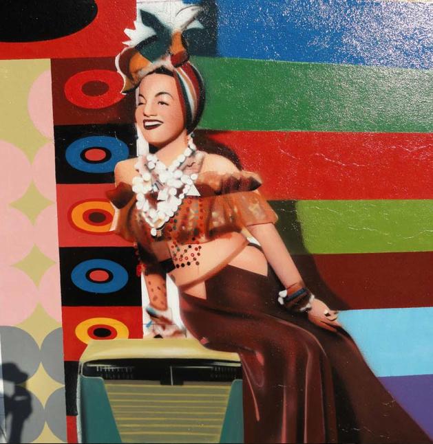 Eduardo Kobra painter - urban street art chicquero -  Mural Brazil 8