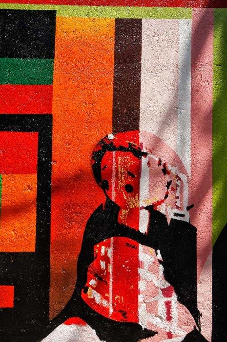 Eduardo Kobra painter - urban street art chicquero -  Mural vila_madalena_001_web