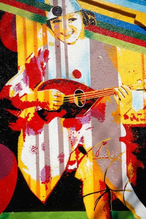 Eduardo Kobra painter - urban street art chicquero -  Mural vila_madalena_003_web