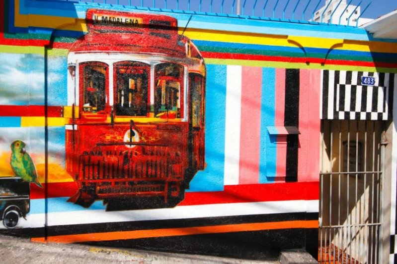 Eduardo Kobra painter - urban street art chicquero -  Mural vila_madalena_006_web