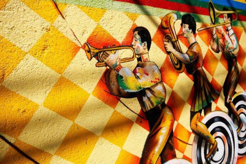 Eduardo Kobra painter - urban street art chicquero -  Mural vila_madalena_007_web