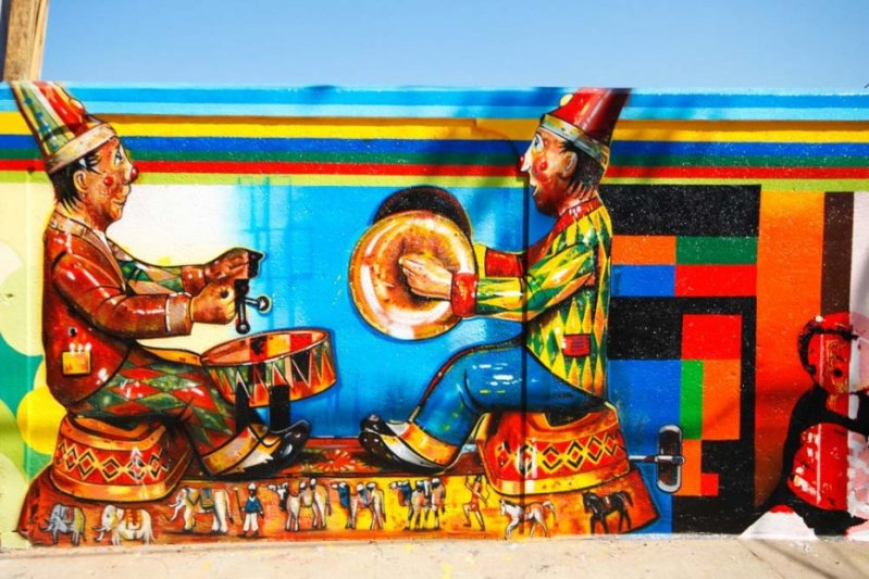 Eduardo Kobra painter - urban street art chicquero -  Mural vila_madalena_008_web