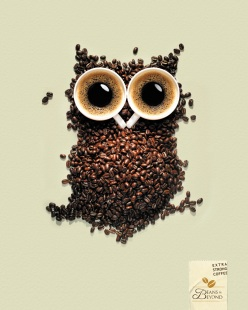 coffee advertising ads marketing - chicquero - Beans--Beyond---Extra-Strong-Coffee-72dpi